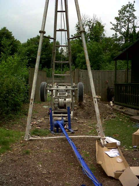 Borehole for Irrigation