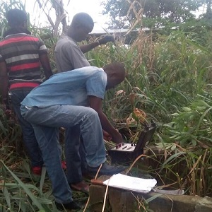 Hydro Geological Survey